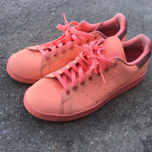 adidas Stan Smith Adicolor Reflective Schuhe orange